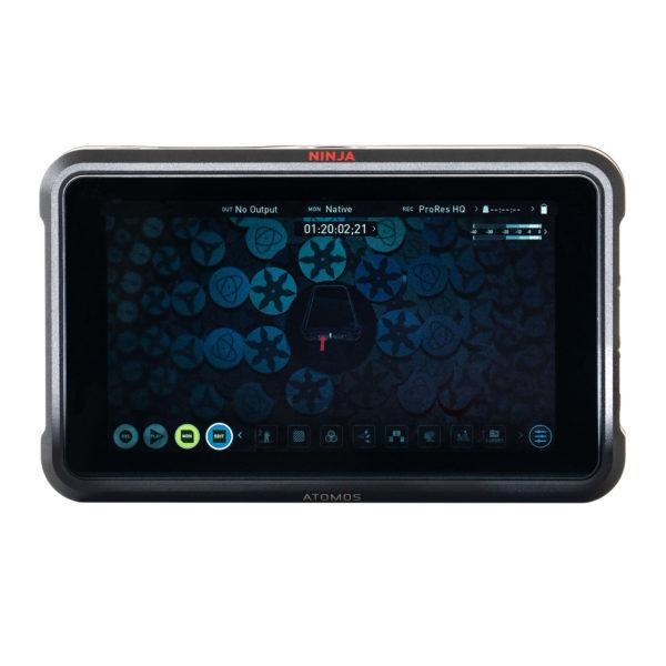 Das Atomos Ninja V (Monitor & Recorder) Set mieten ab 4,90 € am Tag.