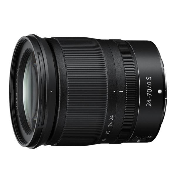 Nikon NIKKOR Z 24–70 mm 4 S mieten