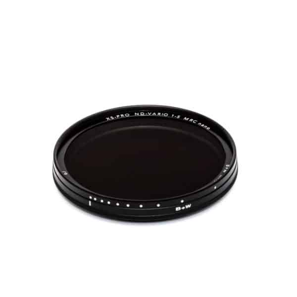 B+W Vario-Filter ND MRC XS-Pro Digital Nano (67mm, 72mm, 77mm, 82mm)