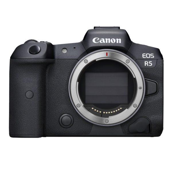Canon EOS R5 mieten auf mietdeinobjektiv.de